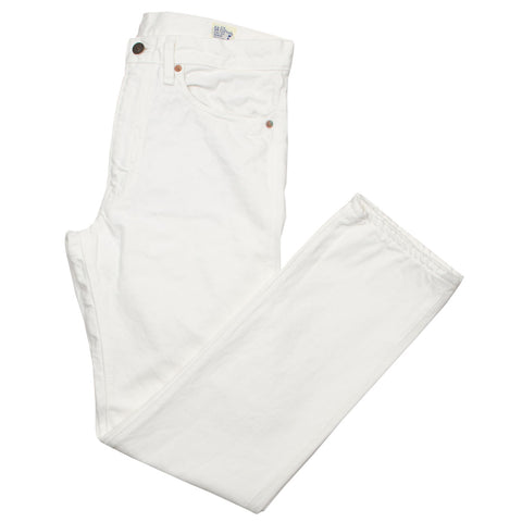 orSlow - Ivy Fit Denim 107 - White