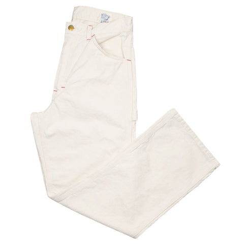 orSlow - Painter Pants - Ecru