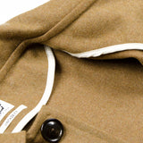 orSlow - Prisoner Melton Wool Coat - Beige