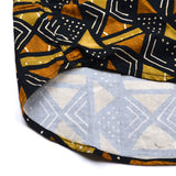 orSlow - Short Sleeve Open Collar Shirt - Africa Print
