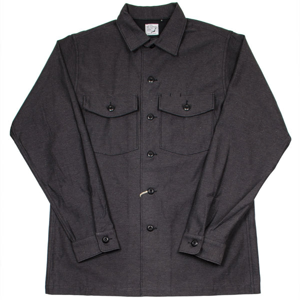 orSlow - US Army Shirt - Charcoal Grey
