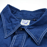 orSlow - Work Shirt - Indigo