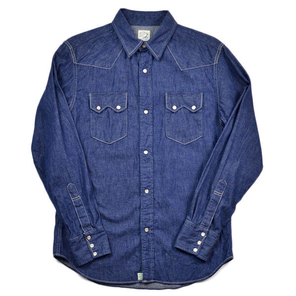 orSlow – Western Shirt – One Wash