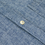 Our Legacy - 1940's Shirt - Blue Chambray
