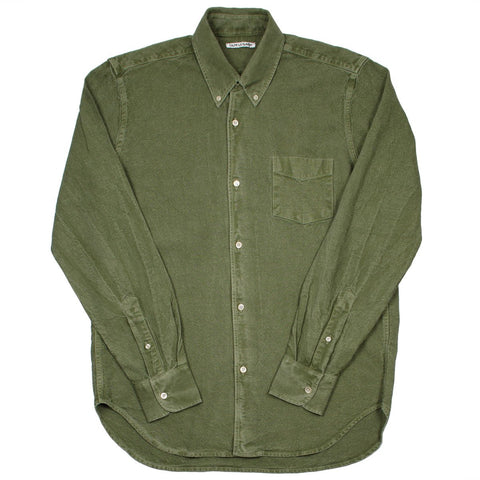 Our Legacy - 1950's Shirt - Olive H.A. Oxford