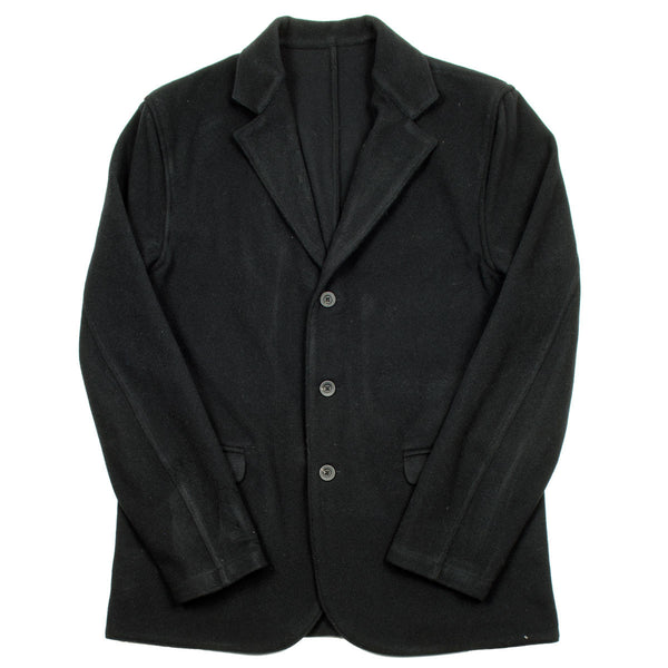 Our Legacy - Archive Blazer - Black Soft Wool