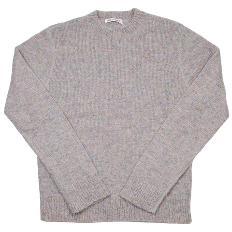 Our Legacy - Base Roundneck Sweater - Rainbow Tweed