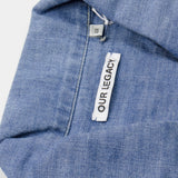 Our Legacy - Drip Shirt - Washed Denim