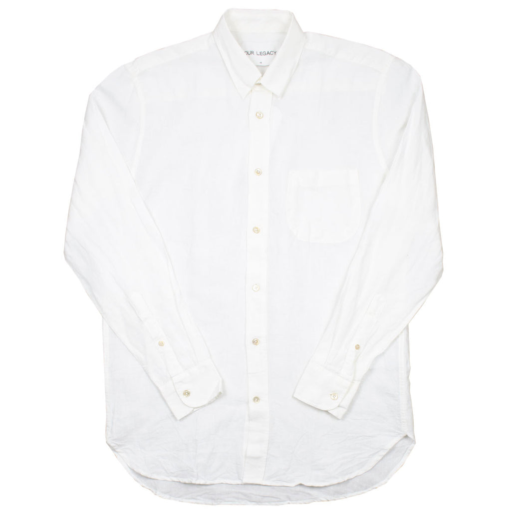 Our Legacy - Generation Shirt - White