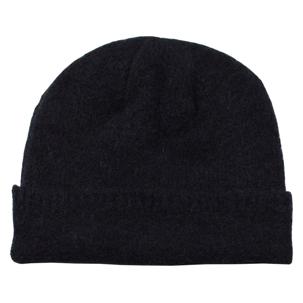 Our Legacy - Knitted Hat - Black Needled