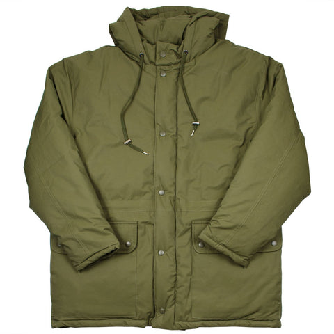 Our Legacy - Puffed Parka - Pilot Olive