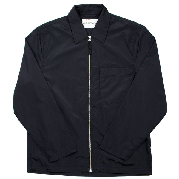Our Legacy - Tech Blouson - Navy Nylon