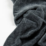 Our Legacy - Turtleneck - Grey Melange Velour