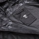 Packmack - #300 Parka Full Zip Raincoat - Black