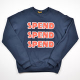 Peter Jensen – Spend Sweatshirt – Navy