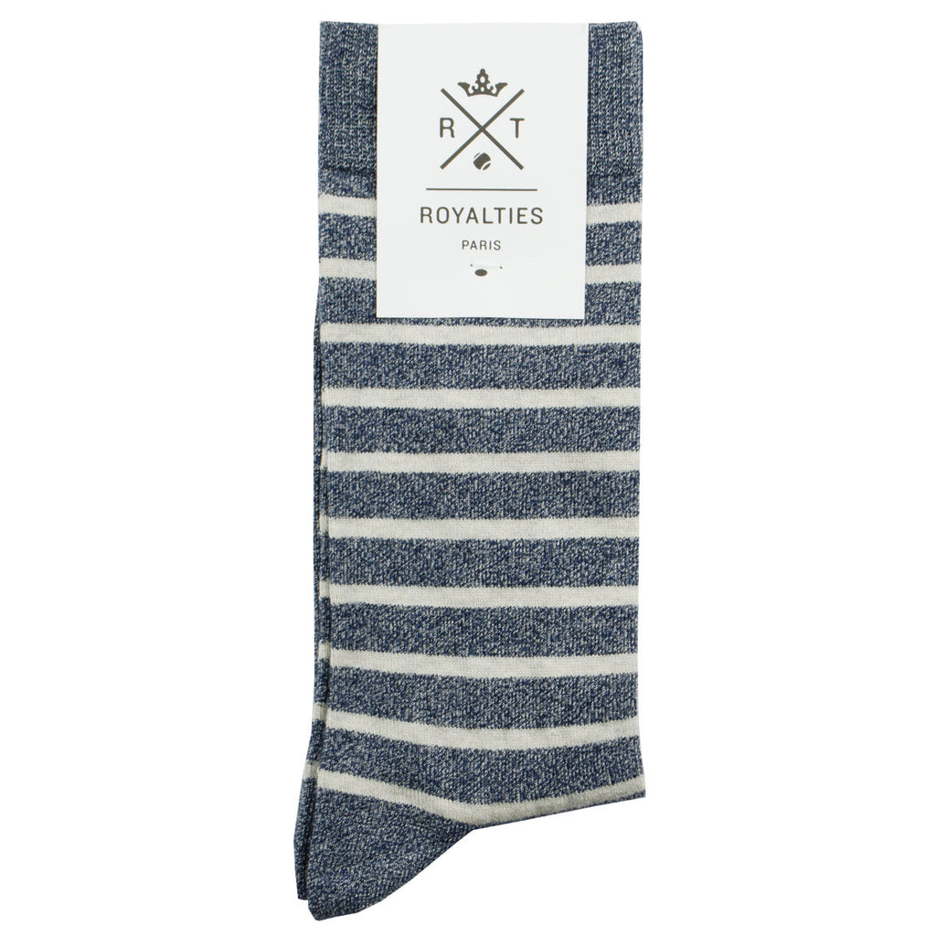 Royalties - Barnabé Socks - Denim
