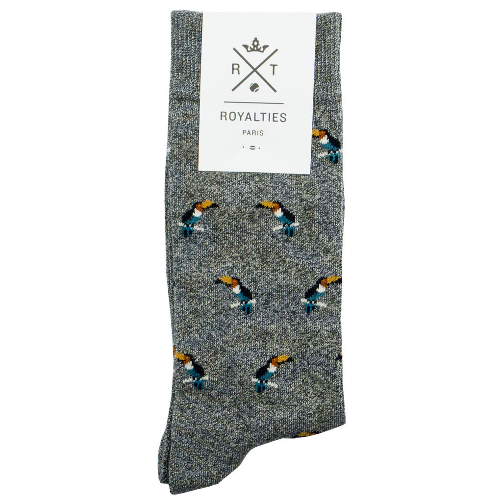 Royalties - Birdy Socks - Iris