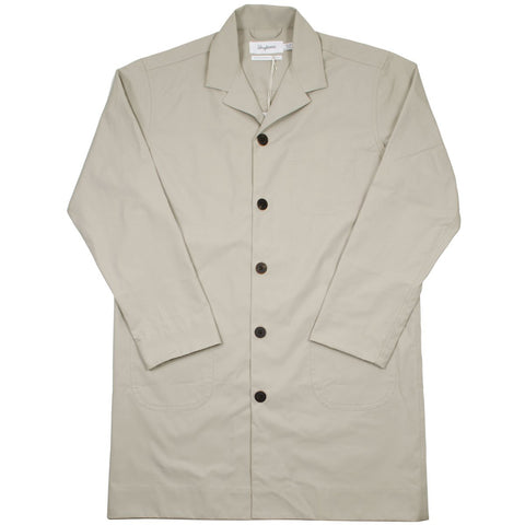 Schnayderman's - Coat Shirt Trench One - Stone