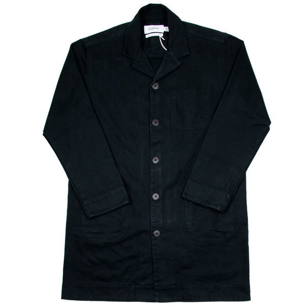 Schnayderman's - Coat Shirt Twill One - Black