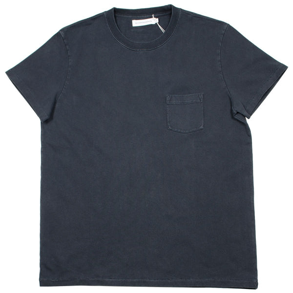 Schnayderman's - Garment Dyed Pocket T-shirt - Black