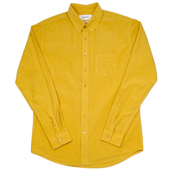 Schnayderman's - Leisure Shirt Poplin One - Amber Gold