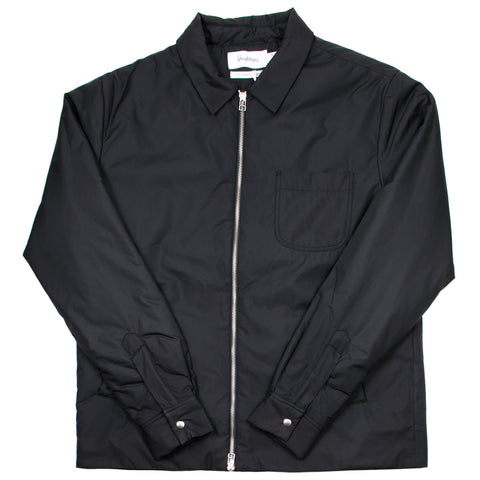 Schnayderman's - Overshirt Bomber One - Charcoal