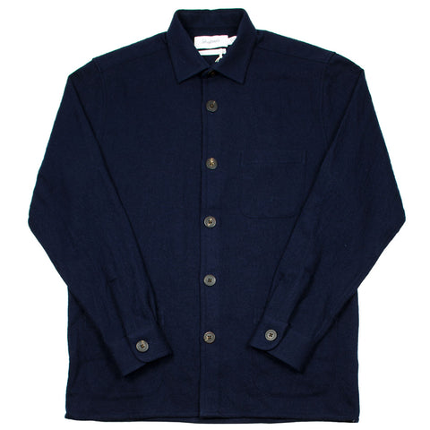 Schnayderman's - Overshirt One - Navy