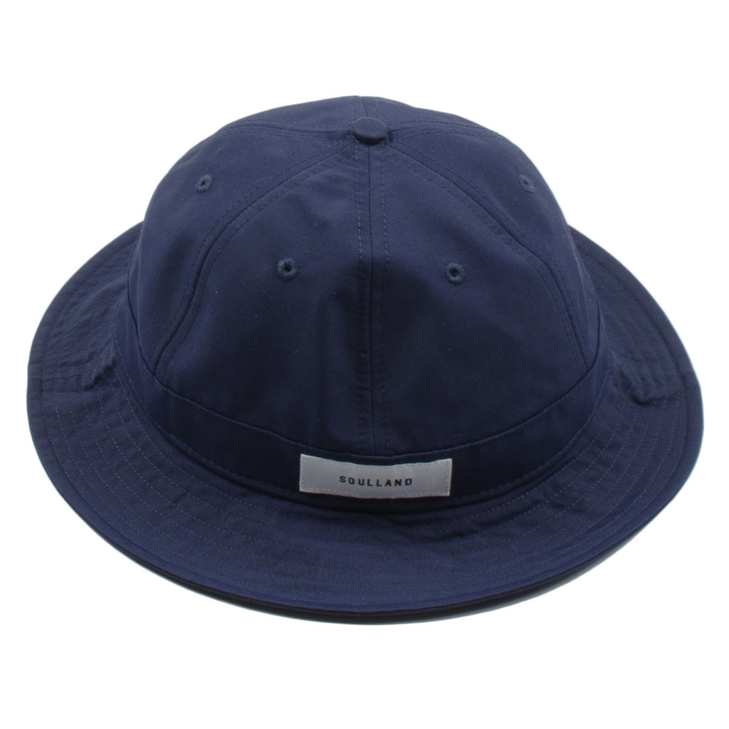 Soulland - Agua Bucket Hat - Navy