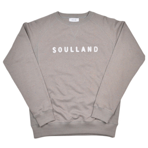 Soulland – Capitals – Grey Melange