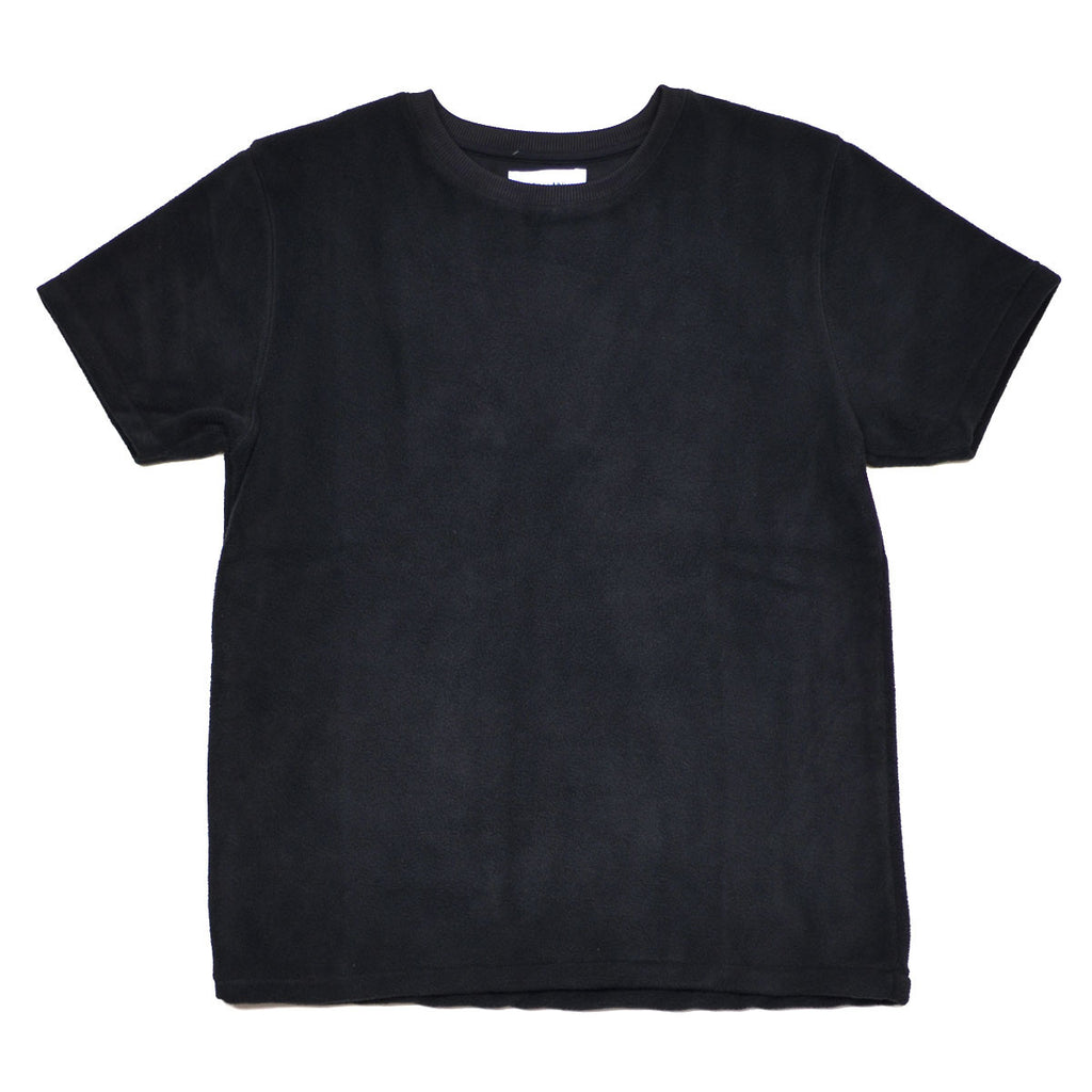 Soulland - Madel Polar Fleece T-shirt - Black
