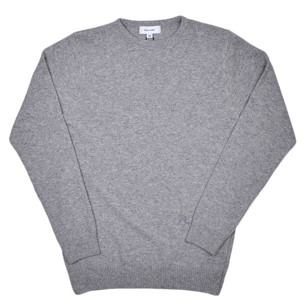 Soulland - Monrad Sweater - Grey