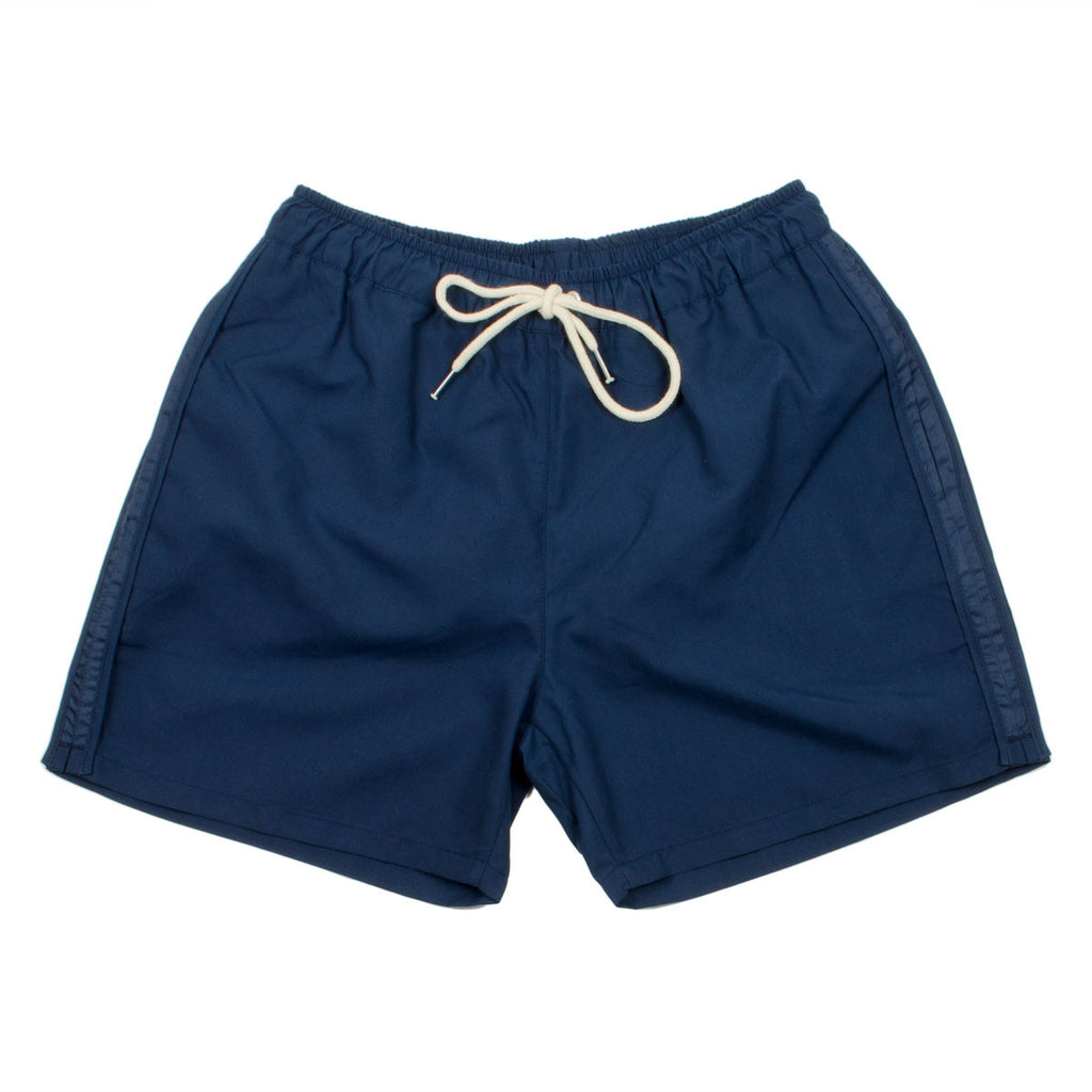 Soulland - William Swim Shorts - Navy
