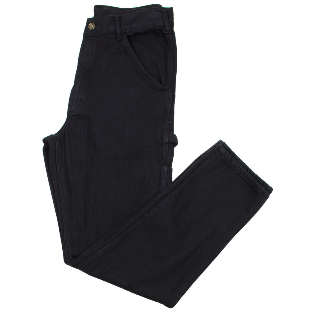 Stan Ray - 80s Painter Pant - Overdyed Hickory Black