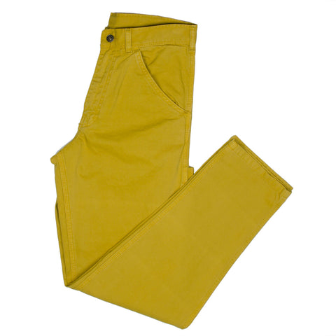 Stan Ray - 80s Painter Pant - Overdyed Old Yellow