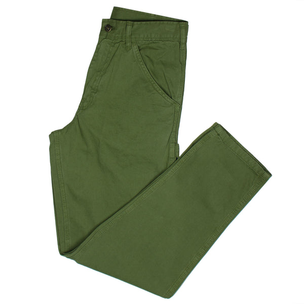 Stan Ray - 80s Painter Pant - Overdyed Olive