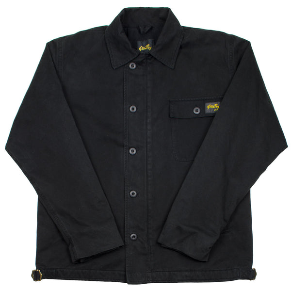 Stan Ray - A2 Deck Jacket - Black