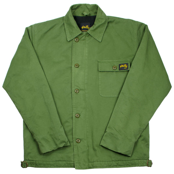 Stan Ray - A2 Deck Jacket - Olive