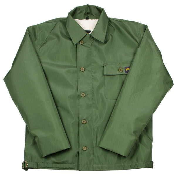 Stan Ray - A2 Deck Jacket - Olive Deadstock Gore-Tex