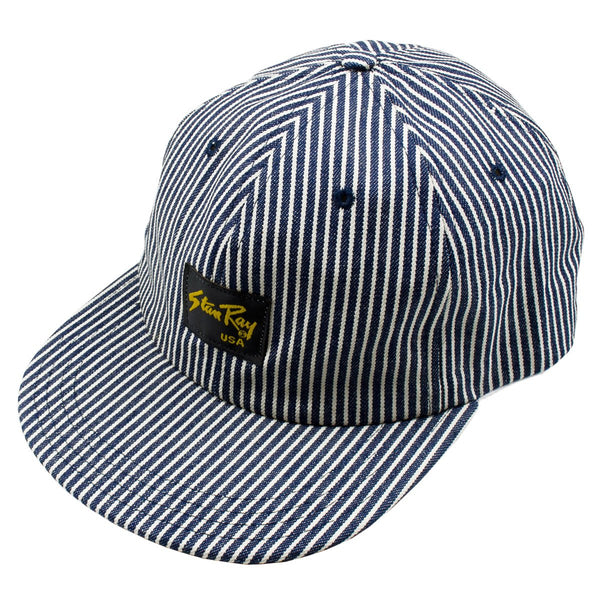 Stan Ray - Ball Cap - Hickory Stripe