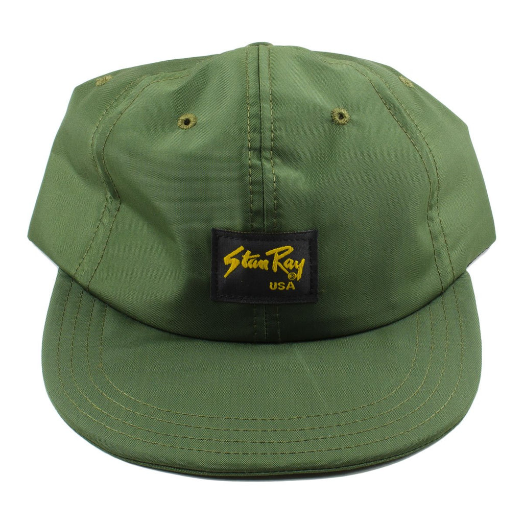 Stan Ray - Ball Cap - Olive Deadstock Gore-Tex