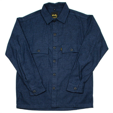 Stan Ray - CPO Shirt - Navy Twillmax