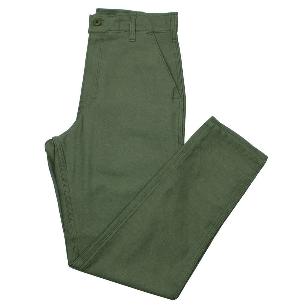 Stan Ray - Easy Chino - Olive Sateen