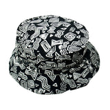 Stan Ray - Fillmore Bucket Hat - Tom Tom Batik Black