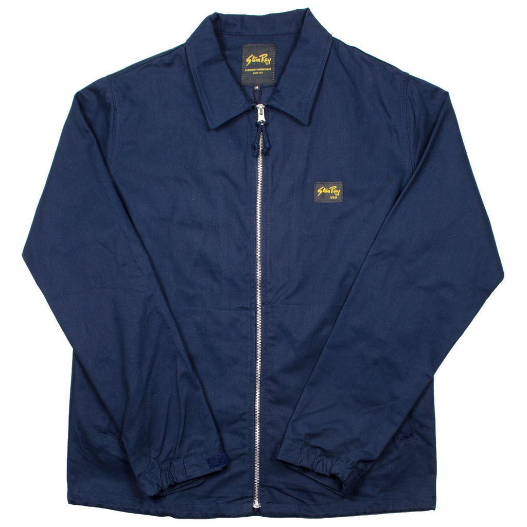 Stan Ray - Mech Jacket - Navy Deadstock Nyco