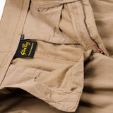 Stan Ray - Pleated Chino - Break Sand