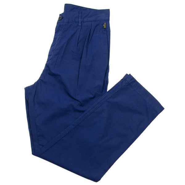 Stan Ray - Pleated Chino - Centuary Navy