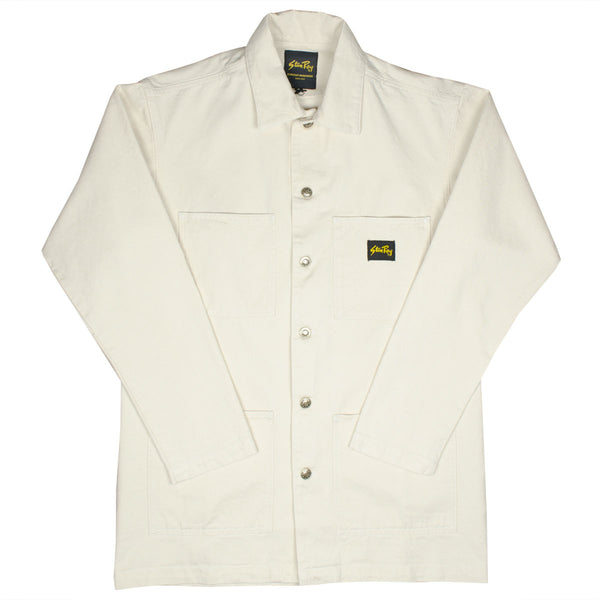 Stan Ray - Shop Jacket - Natural