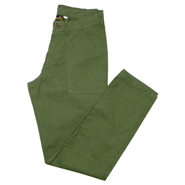 Stan Ray - Slim Fatigue Pant - Olive Drab