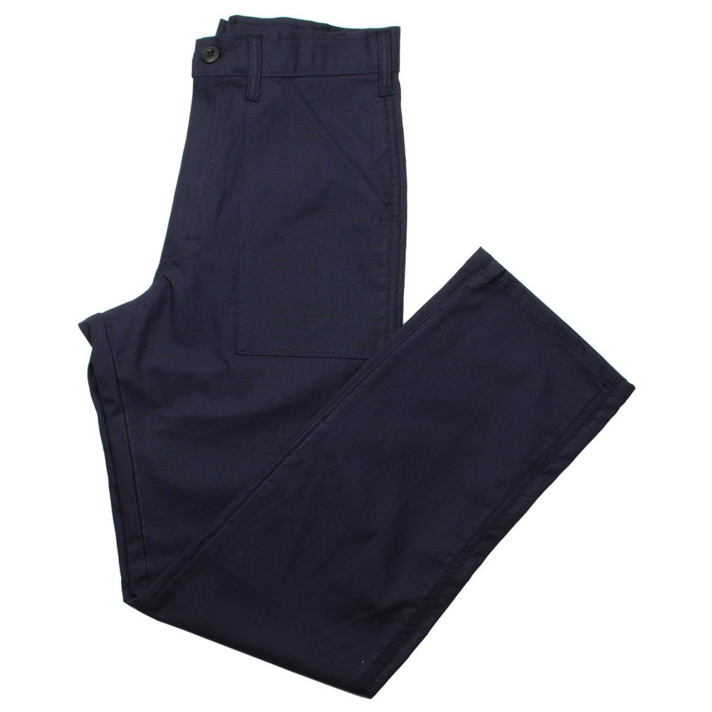 Stan Ray - Tapered Fatigue Pant - Navy Ripstop