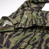 Stan Ray - Tropical Jacket - Stonewashed Tigerstripe Camo